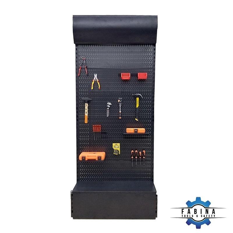 Kệ treo dụng cụ màu đen kèm phụ kiện FBN2009