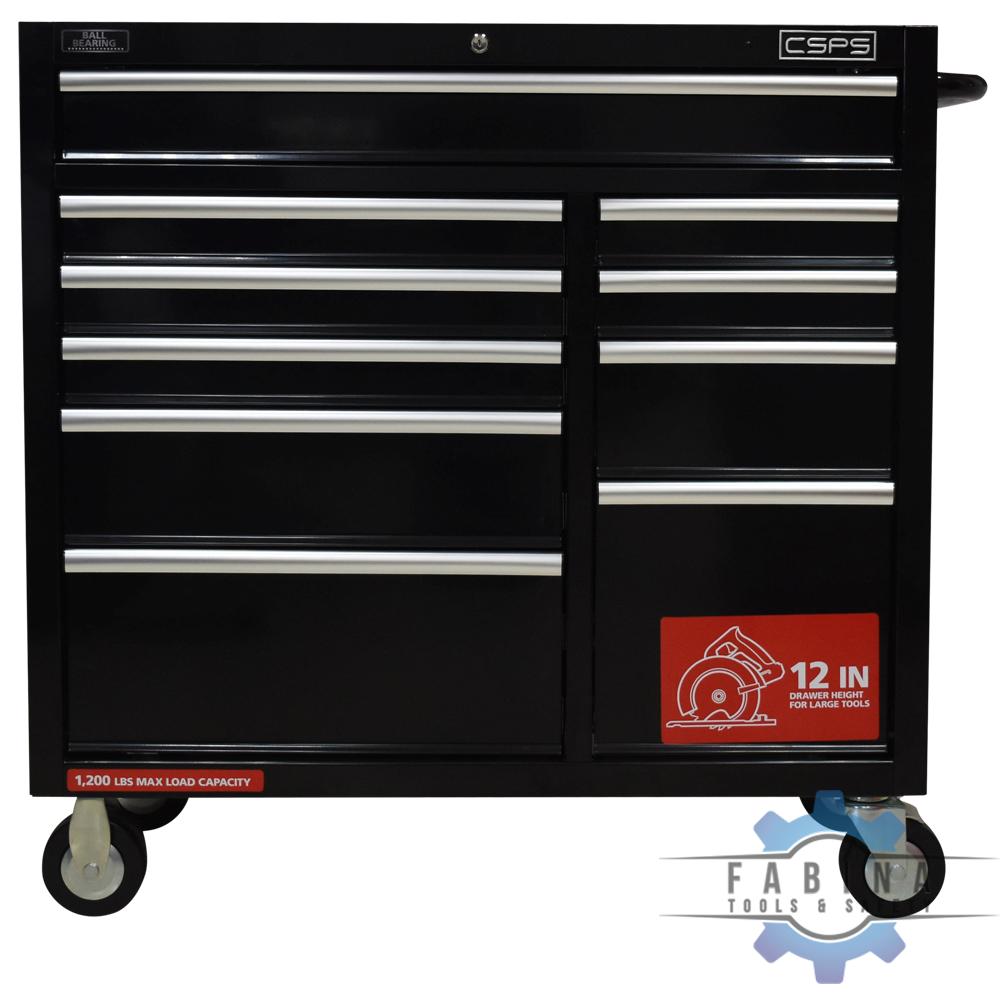 Tủ đồ nghề 10 ngăn kéo CSPS
