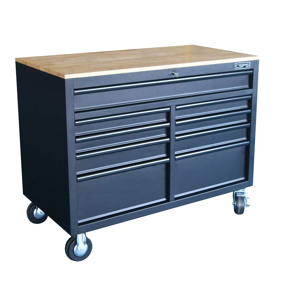 Tủ đồ nghề 9 ngăn kéo sơn nhám cao cấp CSPS